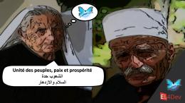 50 Paul Elvere Valerien DELSART LE PAPILLON SOURCE MEDITERRANEE EL4DEV MESSAGE POUR MOHAMMED VI MAROC